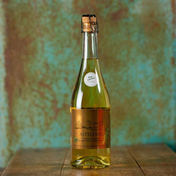 Uue-Saaluse veinitalu Astelpaju vahuvein